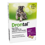 Drontal Dog Tasty